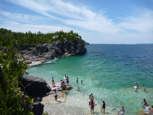 Bay Of Fundy Camping >> Bruce Peninsula National Park - It's About Travelling