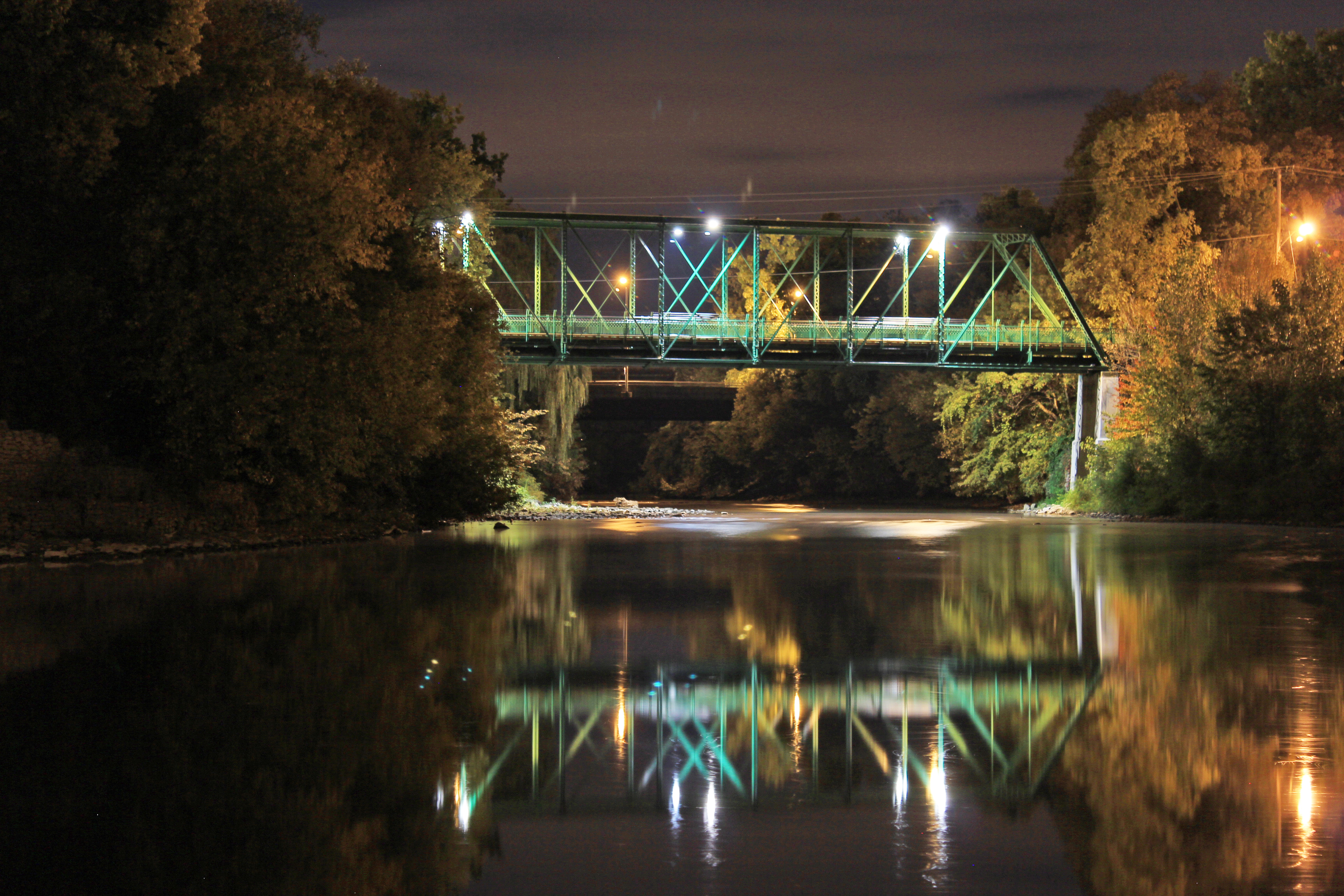 London Ontario At Night It S About Travelling