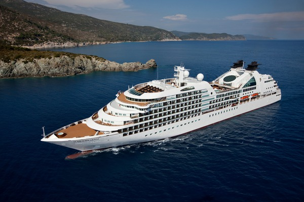 seabourn cruise line quest