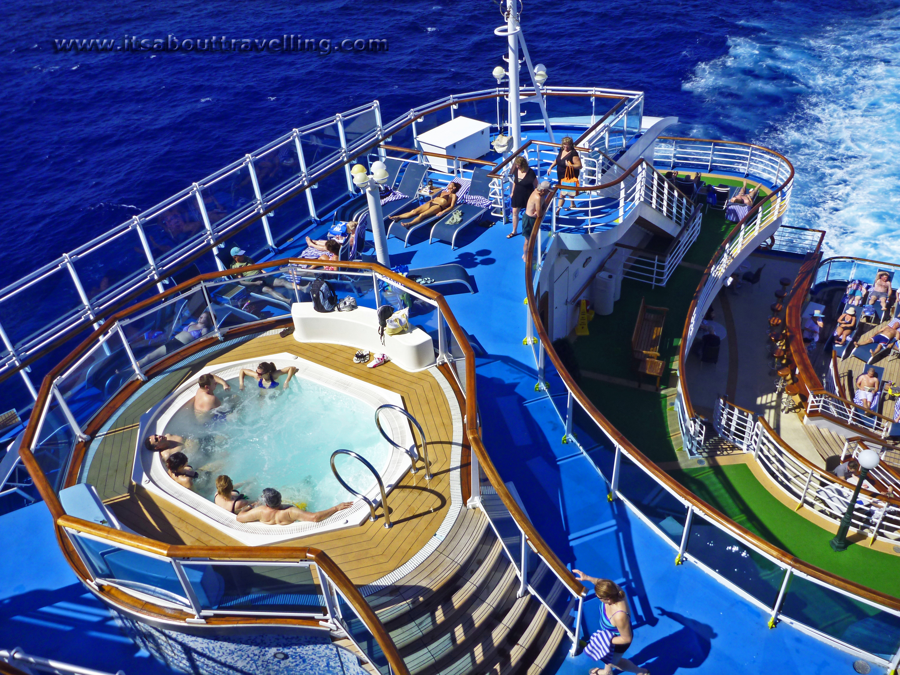 Ruby Princess: One Last Look - It\'s About Travelling