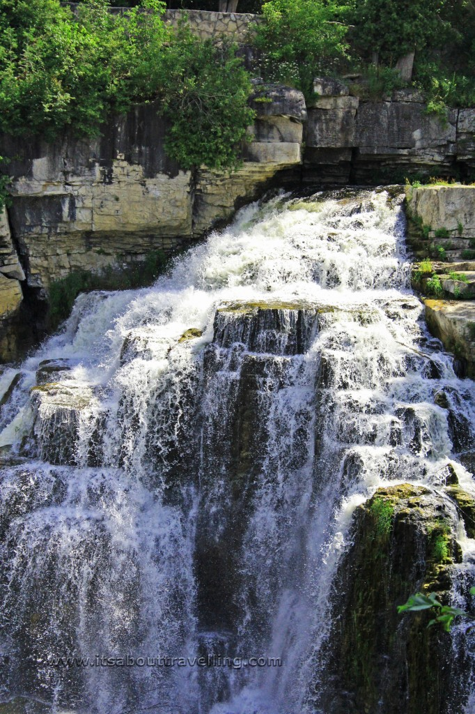 Cost Of Electricity In Ontario >> Images of Inglis Falls Near Owen Sound - It's About Travelling