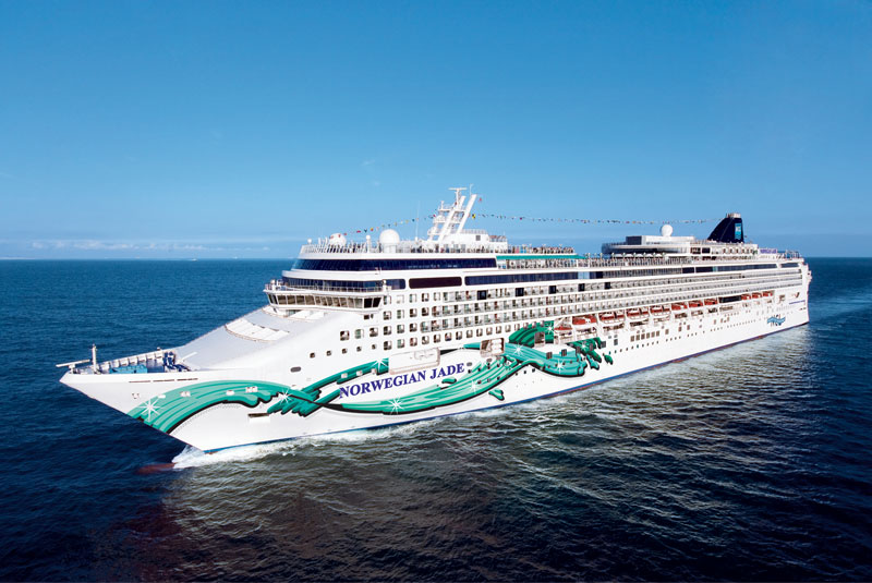 Following The Jewel Class Of Norwegian Cruise Line It S About Travelling
