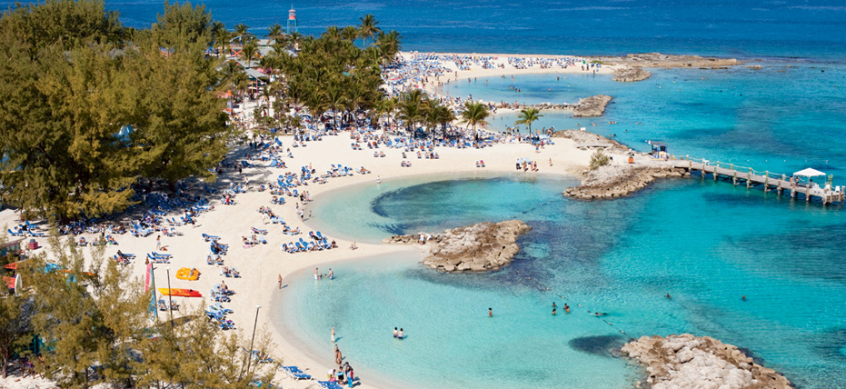 6 Cruise Line Private Caribbean Islands Or Beaches  It39s About Travelling