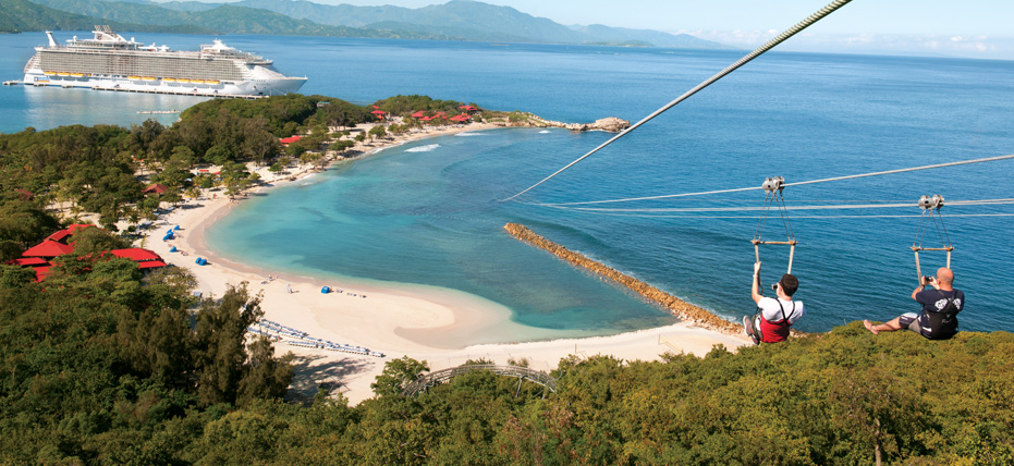 an overview of caribbean islands in haiti [hd] labadee, haiti - a beautiful steady tour of royal caribbean cruise private island love their crystal clear beach water what's your favorite royal caribbean private island cococay, bahamas.