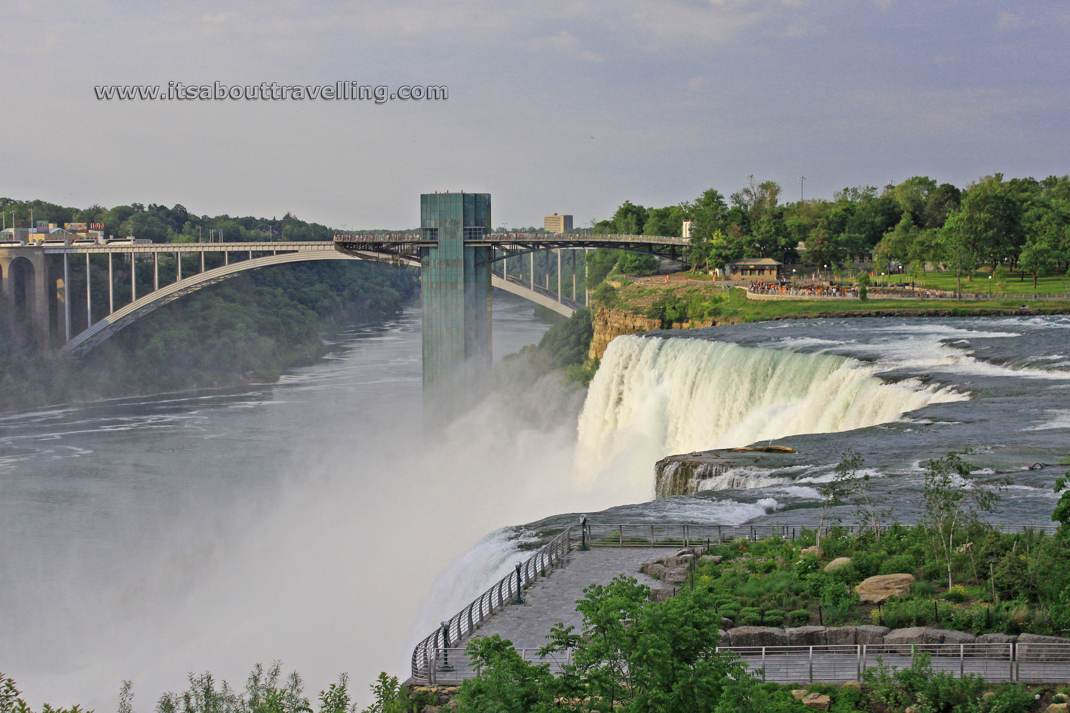 Horseshoe Falls Archives It S About Travelling