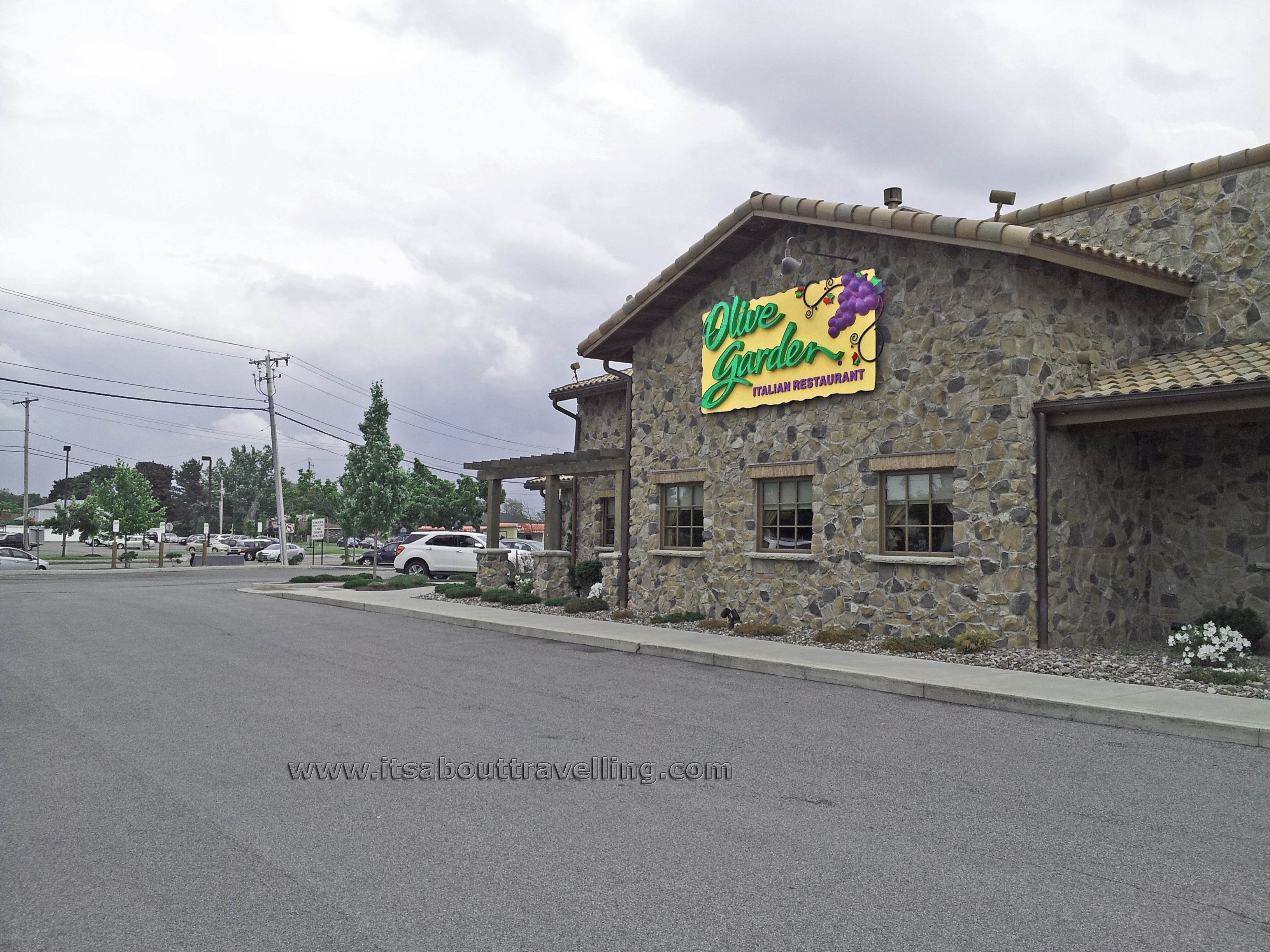 Great Olive Garden Military Road Niagara Falls New York