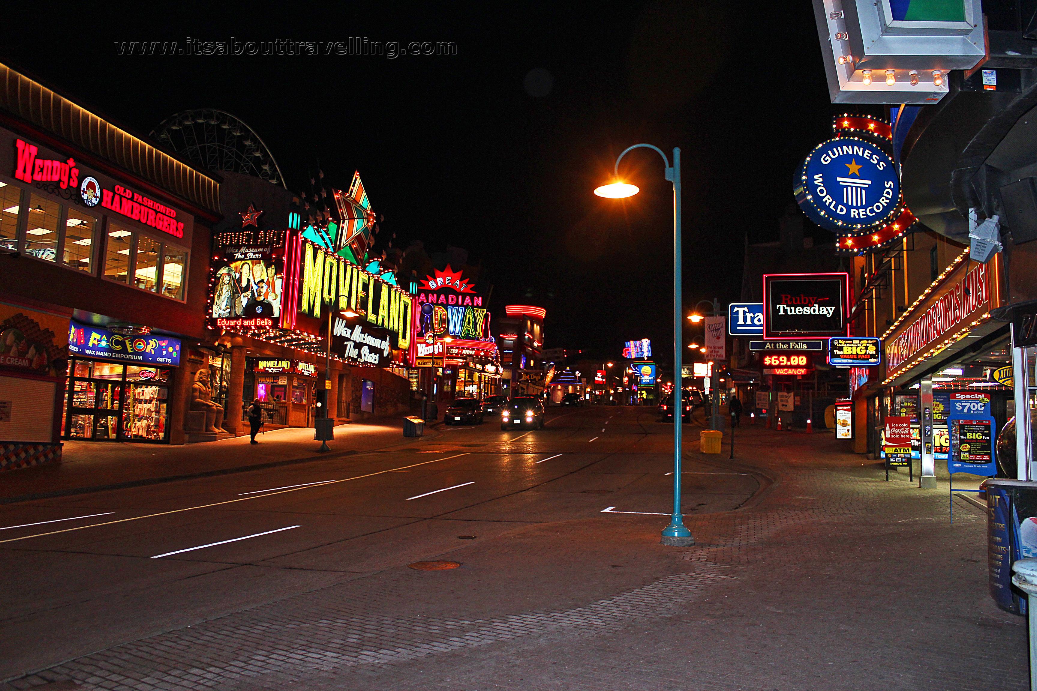 Fallsview casino resort hotel