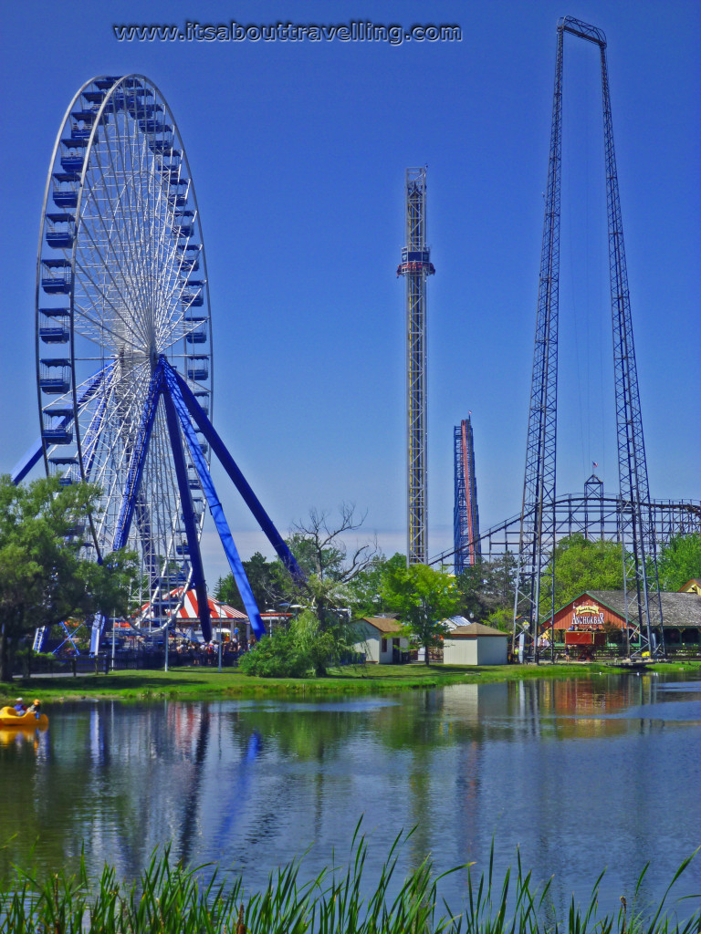 Darien Lake The Relaxing Alternative To Canada S Wonderland