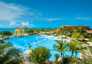 Over Resorts Water ContestWin Bungalow 2017 Sandals An The tQCshrd