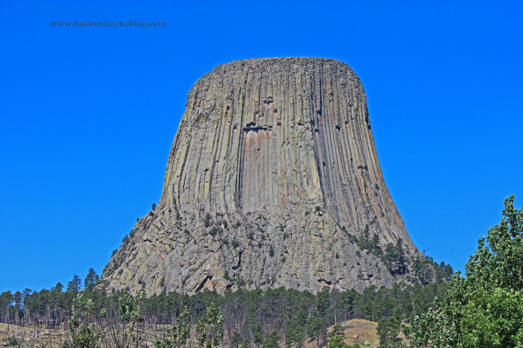 Devils Tower Wy >> Devil's Tower KOA, WY - Close Encounters With A National ...