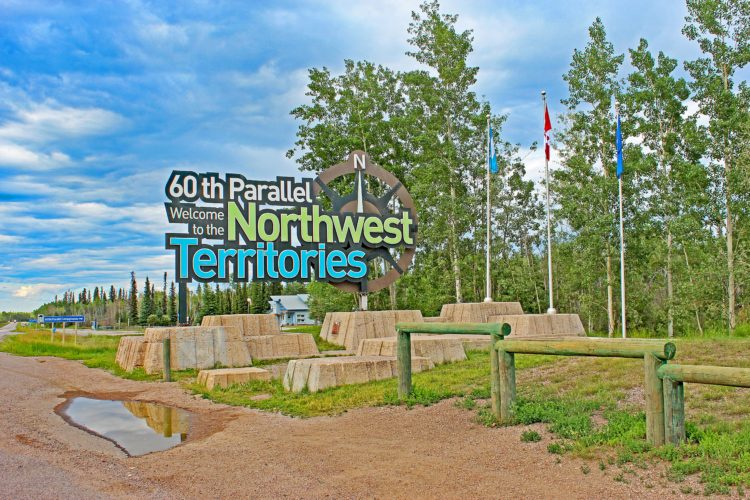 nwt border sign