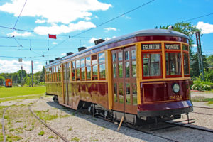 halton county radial railway and streetcar museum