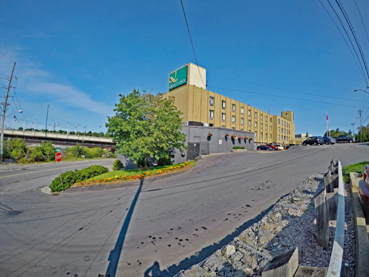 quality inn choice hotels sudbury ontario canada