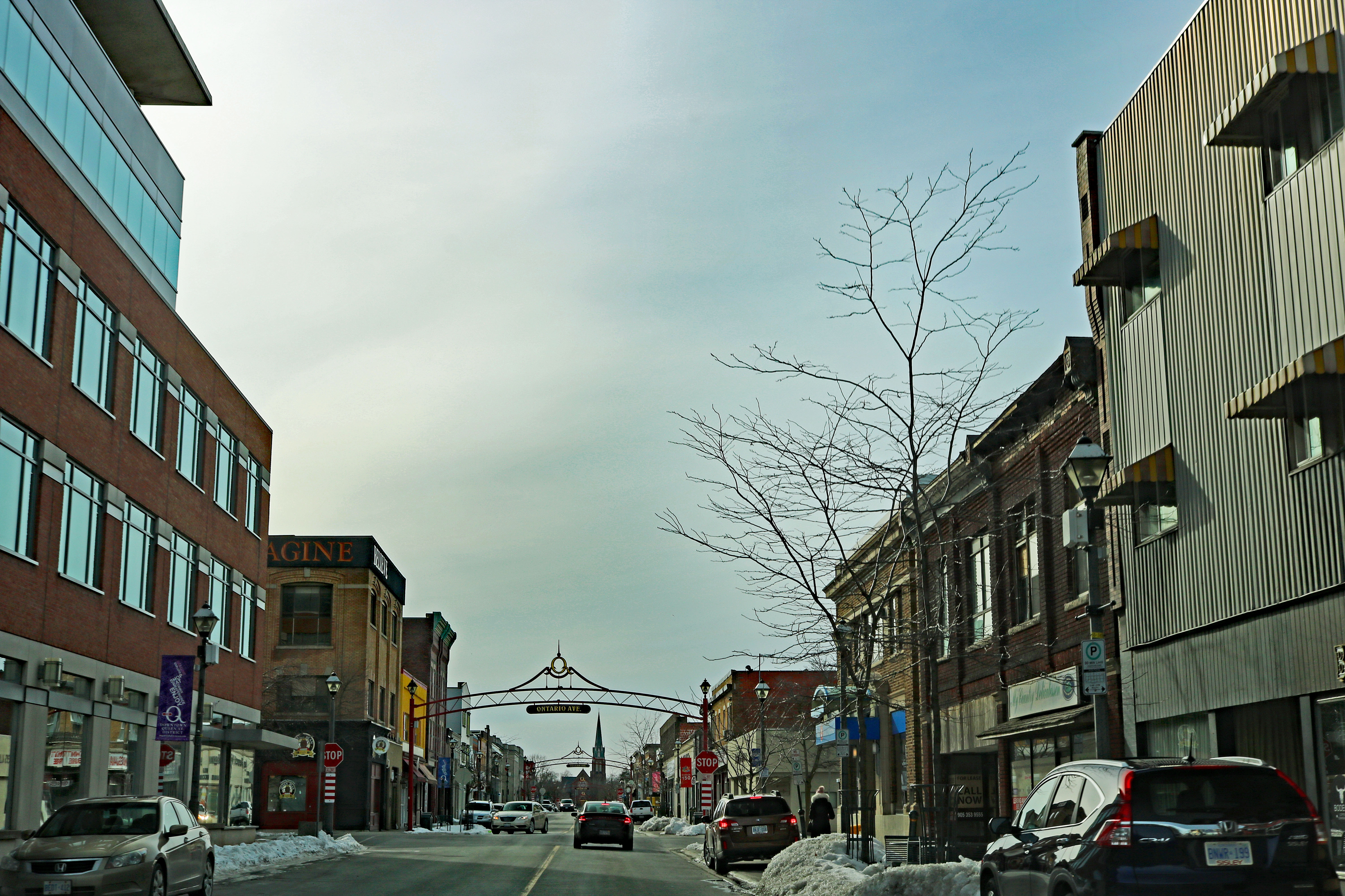 A Look At The Real Downtown Niagara Falls On Info