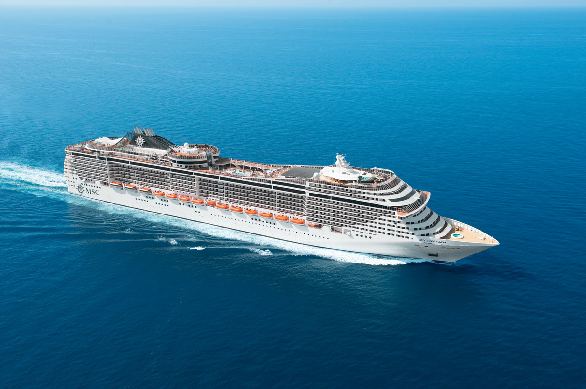 Catching Up With MSC Fantasia Class Cruise Ships